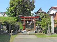椎名神社鳥居