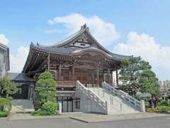 浄勝寺本堂