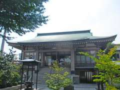 覚王寺本堂