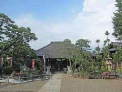 大覺院本堂