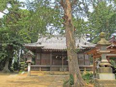 茂侶神社社殿