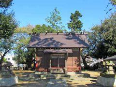 東中山羽黒神社