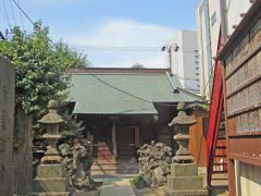 船橋猿田彦神社