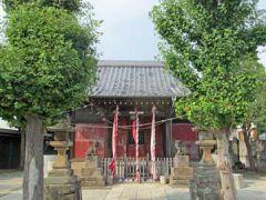龍神社社殿