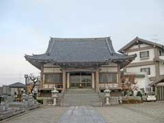 妙経寺本堂