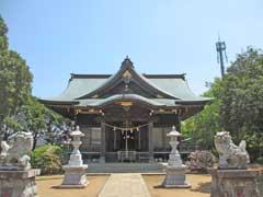 大宮神社社殿