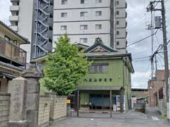 妙長寺本堂