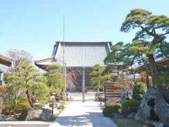 徳願寺本堂