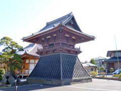 徳願寺鐘楼