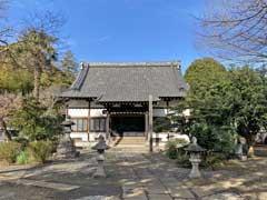 総寧寺本堂