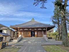 弘法寺境内