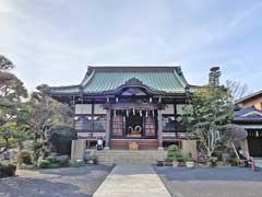 礼林寺感応殿