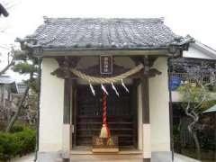 香取神社社殿