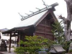豊受神社社殿