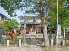 春日神社社殿
