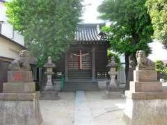 甲大神社社殿