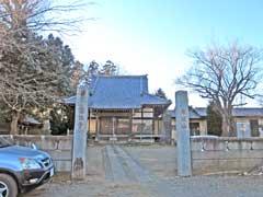 円性寺山門