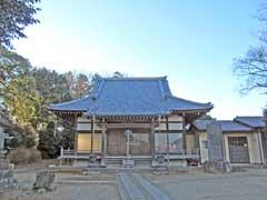 円性寺本堂