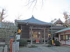 東海寺観音堂