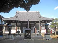 長全寺本堂