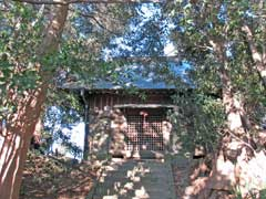 須賀神社社殿
