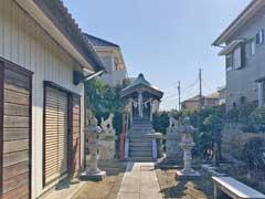 別雷神社稲荷神社