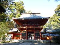香取神宮楼門