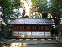 香取神宮末社六所神社