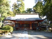 香取神宮祈祷殿