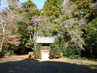 香取神宮境内社護国神社社殿