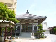光明寺七面堂