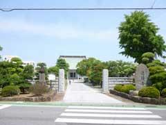 選択寺山門