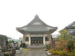 東岸寺本堂