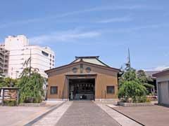 成就寺本堂