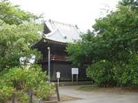 本土寺鐘楼