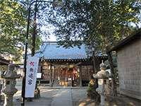 大原神社社殿