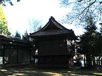 誉田八幡神社神楽殿