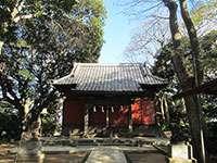 八剱神社社殿