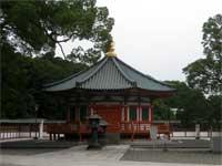新勝寺聖徳太子堂