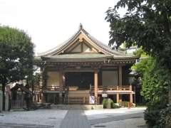 心法寺本堂