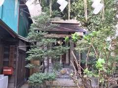 五十稲荷神社本殿