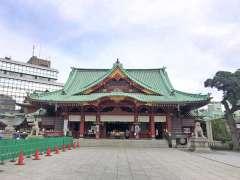 神田神社社殿
