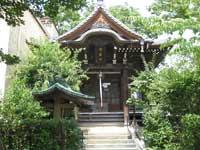 清正公寺本堂