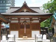 浜町神社拝殿