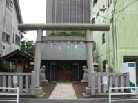 住吉神社勝どきお旅所