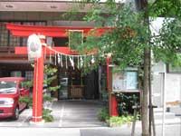 松島神社鳥居
