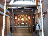 松島神社拝殿