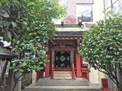 白幡稲荷神社拝殿