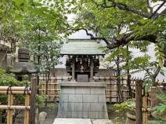 大栄稲荷神社拝殿