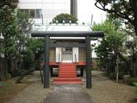 新川大神宮拝殿